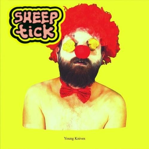 Young Knives - Sheep Tick single artwork