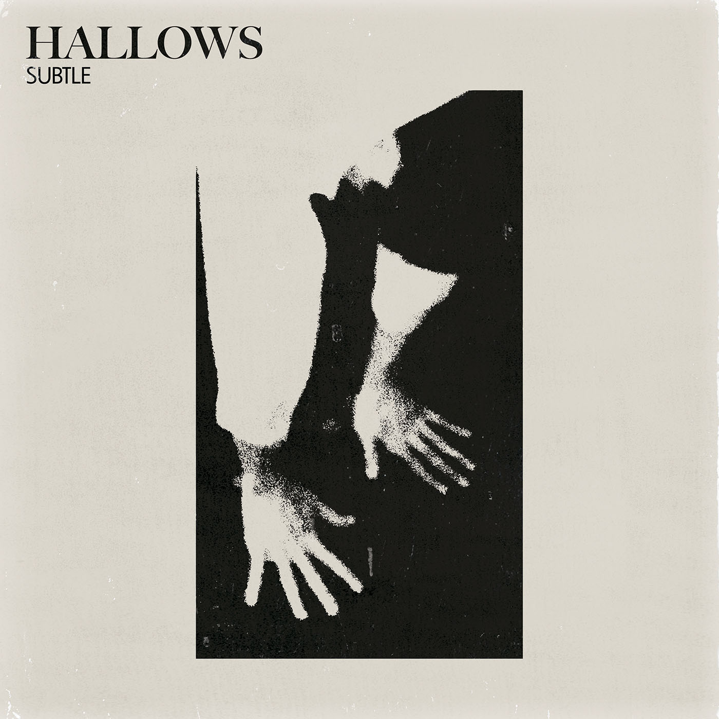 HALLOWS - Subtle EP (cover)